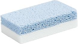 Perfumería y cosmética Piedra pómez, blanco y azul - Peggy Sage Pumice Nail File