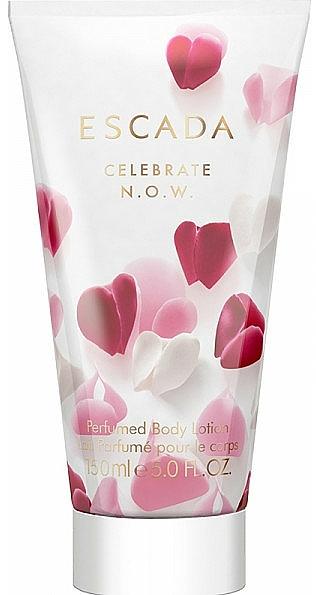 Escada Celebrate N.O.W. - Loción corporal perfumada