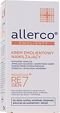 Perfumería y cosmética Crema facial emoliente con alantoína y niacinamidas para pieles atópicas - Allerco Emolienty Molecule Regen7 Face Cream