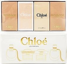 Perfumería y cosmética Chloe Women - Set de regalo 4 uds. (eau de parfum/3uds..x5ml + Eau de toilette/5ml)