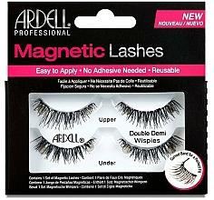 Perfumería y cosmética Pestañas postizas magnéticas - Ardell Magnetic Strip Lash Double Demi Wispies