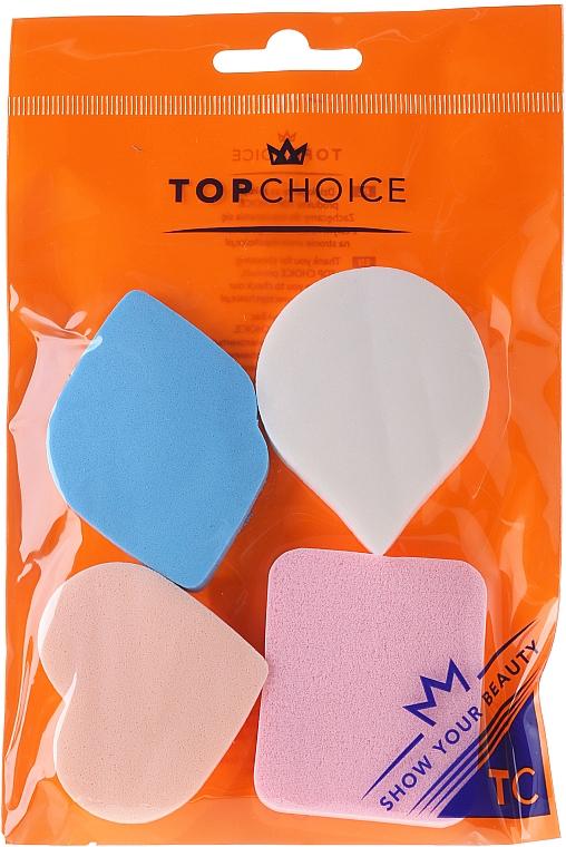 Esponja de maquillaje, 6449 - Top Choice