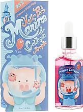 Perfumería y cosmética Sérum facial con colágeno marino - Elizavecca Hell Pore Marine Collagen Ample 95%