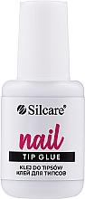 Perfumería y cosmética Pegamento para uñas - Silcare Nail Tip Glue