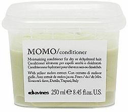 Perfumería y cosmética Acondicionador hidratante con extracto de melón - Davines Momo Moisturizing Conditioner