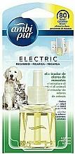 Perfumería y cosmética Recambio para difusor eléctrico eliminador de olor de mascotas - Ambi Pur