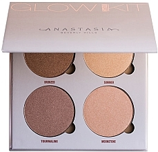 Perfumería y cosmética Paleta iluminadores en polvo - Anastasia Beverly Hills Glow Kit