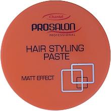 Perfumería y cosmética Pasta moldeadora de cabello efecto mate - Prosalon Styling Hair Paste
