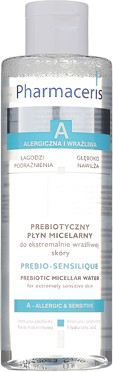 Agua micelar prebiótica - Pharmaceris A Prebio-Sensilique