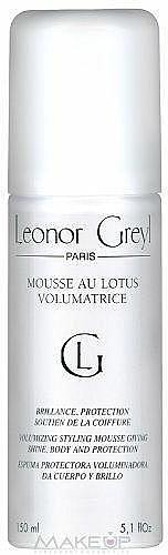 Espuma voluminizadora para cabello con extracto de loto - Leonor Greyl Mousse au Lotus Volumatrice — imagen N2