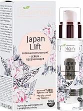 Perfumería y cosmética Sérum facial antiedad con ácido hialurónico y manteca de karité - Bielenda Japan Lift Serum