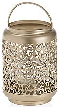 Perfumería y cosmética Portavelas decorativa - Yankee Candle Pearl Votive Lantern