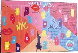 Perfumería y cosmética Calendario de adviento 2020 - Maybelline Advent Calendar 2020