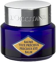 Perfumería y cosmética Bálsamo energizante para el contorno de ojos - L'Occitane Immortelle Precious Eye Balm