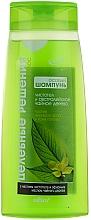 Perfumería y cosmética Champú con celidonia & árbol de té de Austria - Bielita Celandine and Australian Tea Tree Shampoo