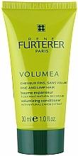 Perfumería y cosmética Acondicionador voluminizador con extracto de algarrobo - Rene Furterer Volumea Volumizing Conditioner