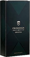 Perfumería y cosmética Coty Crossmen Original - Eau de toilette