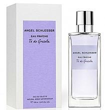 Perfumería y cosmética Angel Schlesser Eau Fraiche Te de Grosella - Eau de toilette