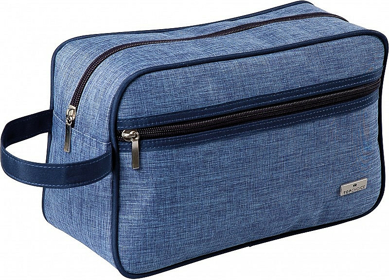 Neceser cosmético azul, 97812 - Top Choice, Travler