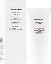 Perfumería y cosmética Exfoliante facial con betaína - Comfort Zone Essential Scrub