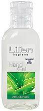 Perfumería y cosmética Gel antibacterial para manos con aloe vera - Lilien Hand Gel