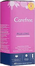Perfumería y cosmética Salvaslips, 40 uds. - Carefree Plus Long