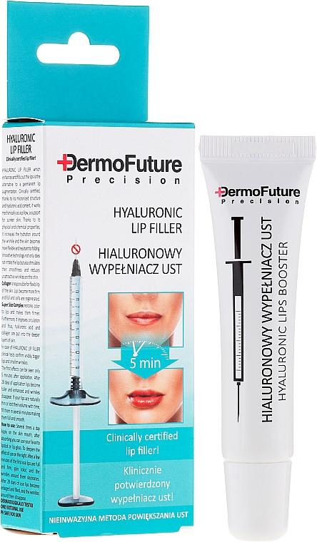 Sérum voluminizador de labios con ácido hialurónico - DermoFuture Precision Hyaluronic Lip
