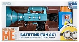 Perfumería y cosmética Set para niños - Corsair Despicable Me (espuma de baño/125ml + juguete)