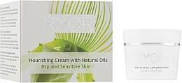 Perfumería y cosmética Crema facial nutritiva con aceites naturales - Ryor Face Care