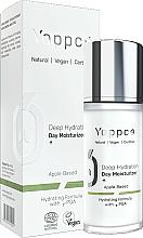 Perfumería y cosmética Crema de día hidratante con extracto de manzana y manteca de karité - Yappco Deep Hydration Moisturizer Day Cream