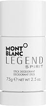 Perfumería y cosmética Montblanc Legend Spirit - Desodorante stick