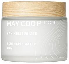 Perfumería y cosmética Crema facial hidratante con agua de arce y extracto de cactus - May Coop Raw Moisturizer