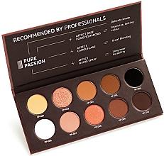 Perfumería y cosmética Paleta de sombras de ojos - Affect Cosmetics Pure Passion Eyeshadow Palette
