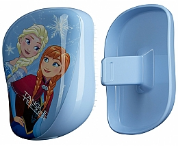 Perfumería y cosmética Cepillo desenredante para cabello - Tangle Teezer Compact Styler Disney Frozen Brush