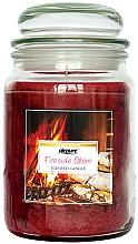 Perfumería y cosmética Vela perfumada en tarro, Chimenea - Airpure Jar Scented Candle Fireside Glow