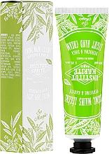 Perfumería y cosmética Crema de manos con karité, aroma a verbena para pieles secas - Institut Karite So Magic Light Hand Cream Verbena