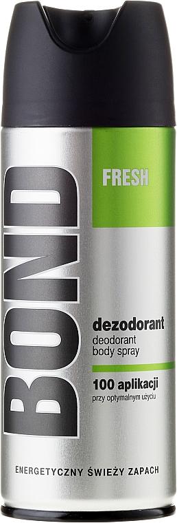 Desodorante spray - Bond Fresh Deo Spray