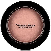 Perfumería y cosmética Colorete & Sombra de ojos compacto con brillo suave - Pierre Rene Rouge Powder