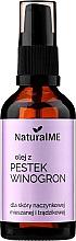 Perfumería y cosmética Aceite de semillas de uva - NaturalME (con vaporizador)