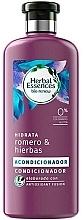 Perfumería y cosmética Acondicionador hidratante con hierbas y romero - Herbal Essences Rosemary & Herbs Conditioner
