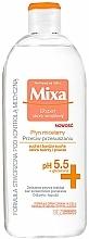 Perfumería y cosmética Agua micelar anti sequedad con glicerina, pantenol - Mixa Anti-Dryness Micellar Water