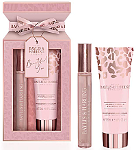 Perfumería y cosmética Baylis & Harding Jojoba, Vanilla & Almond Oil - Set (edp/12ml + cre.manos/50ml)