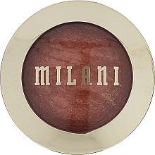 Perfumería y cosmética Colorete compacto en polvo cocido - Milani Baked Blush