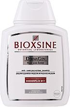 Perfumería y cosmética Champú anticaída del cabello con miel para cabello graso - Biota Bioxsine Shampoo