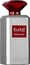 Perfumería y cosmética Korloff Paris Rouge Santal - Eau de toilette