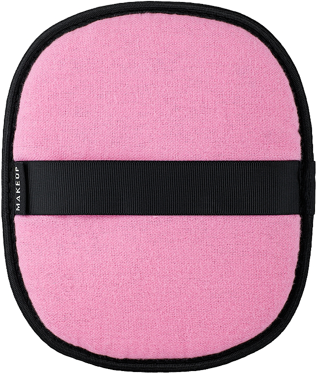 Esponja exfoliante corporal, rosa - Makeup Exfoliating Washcloth Nudy & Shy