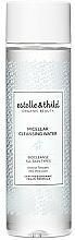 Perfumería y cosmética Agua micelar de limpieza facial con jugo de aloe vera - Estelle & Thild BioCleanse Micellar Cleansing Water
