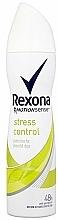Perfumería y cosmética Desodorante, Estrés & Control - Rexona Motionsense Stress Control