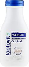 Perfumería y cosmética Gel de ducha nutritivo con proteínas y calcio - Lactovit Shower Gel