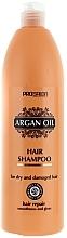Perfumería y cosmética Champú con aceite de argán sin parabenos - Prosalon Argan Oil Shampoo